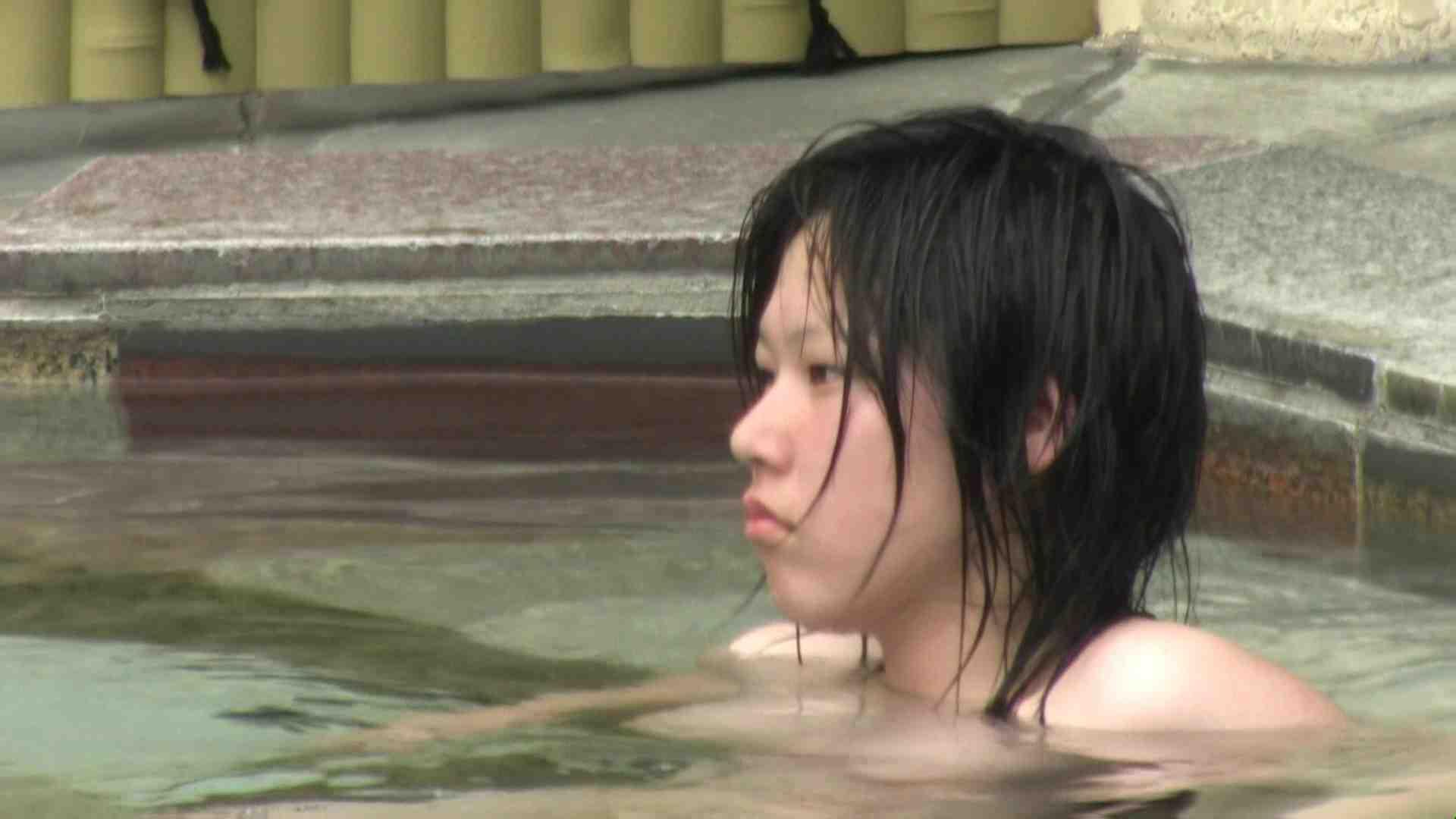 Aquaな露天風呂Vol.36 盗撮シリーズ   露天風呂編  99PIX 93