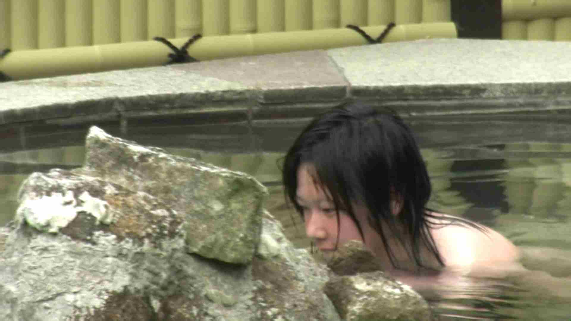 Aquaな露天風呂Vol.36 盗撮シリーズ   露天風呂編  99PIX 99