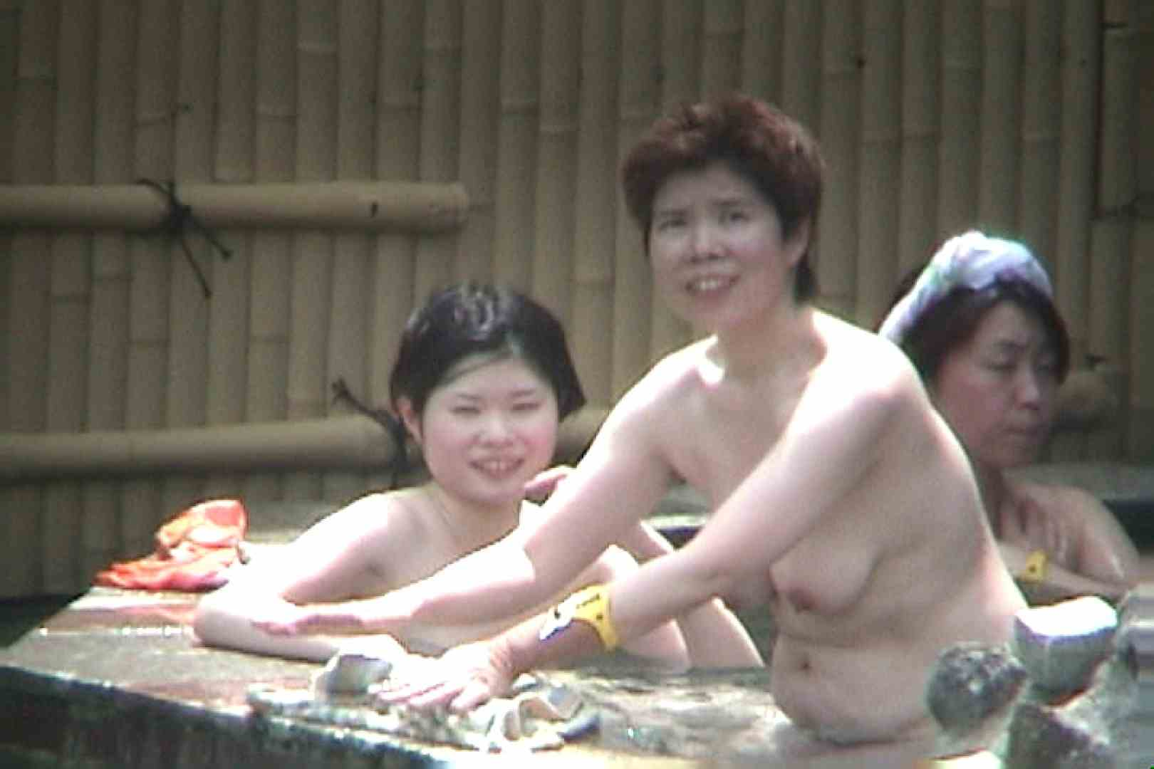 Aquaな露天風呂Vol.54【VIP限定】 盗撮シリーズ  96PIX 46