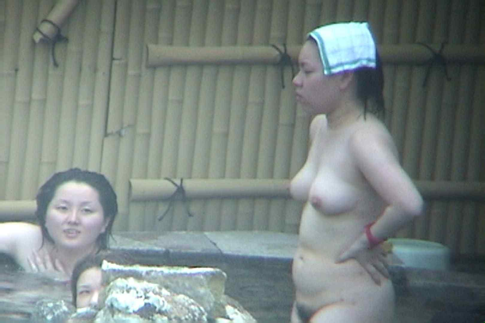 Aquaな露天風呂Vol.107 露天風呂編   盗撮シリーズ  111PIX 45