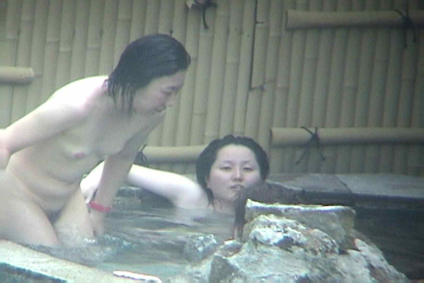 Aquaな露天風呂Vol.107 露天風呂編   盗撮シリーズ  111PIX 49
