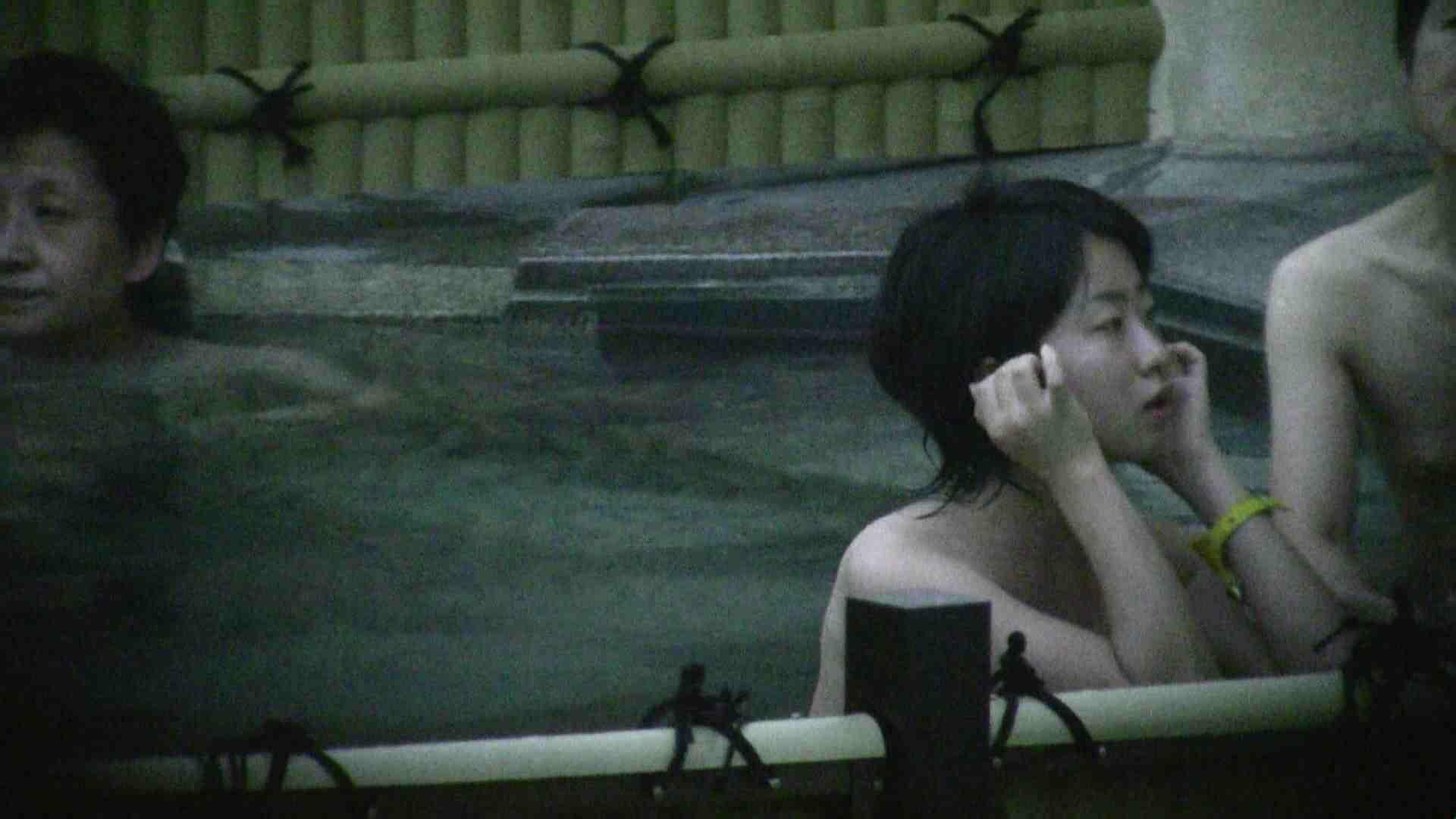 Aquaな露天風呂Vol.112 盗撮シリーズ  93PIX 56