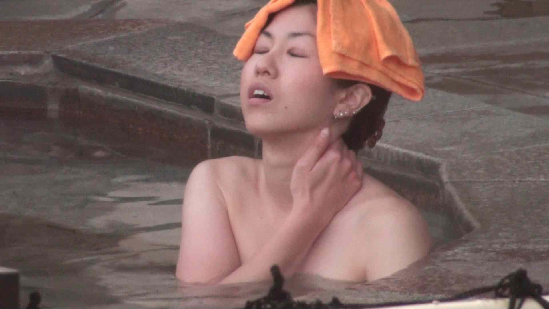 Aquaな露天風呂Vol.135 盗撮シリーズ  84PIX 40