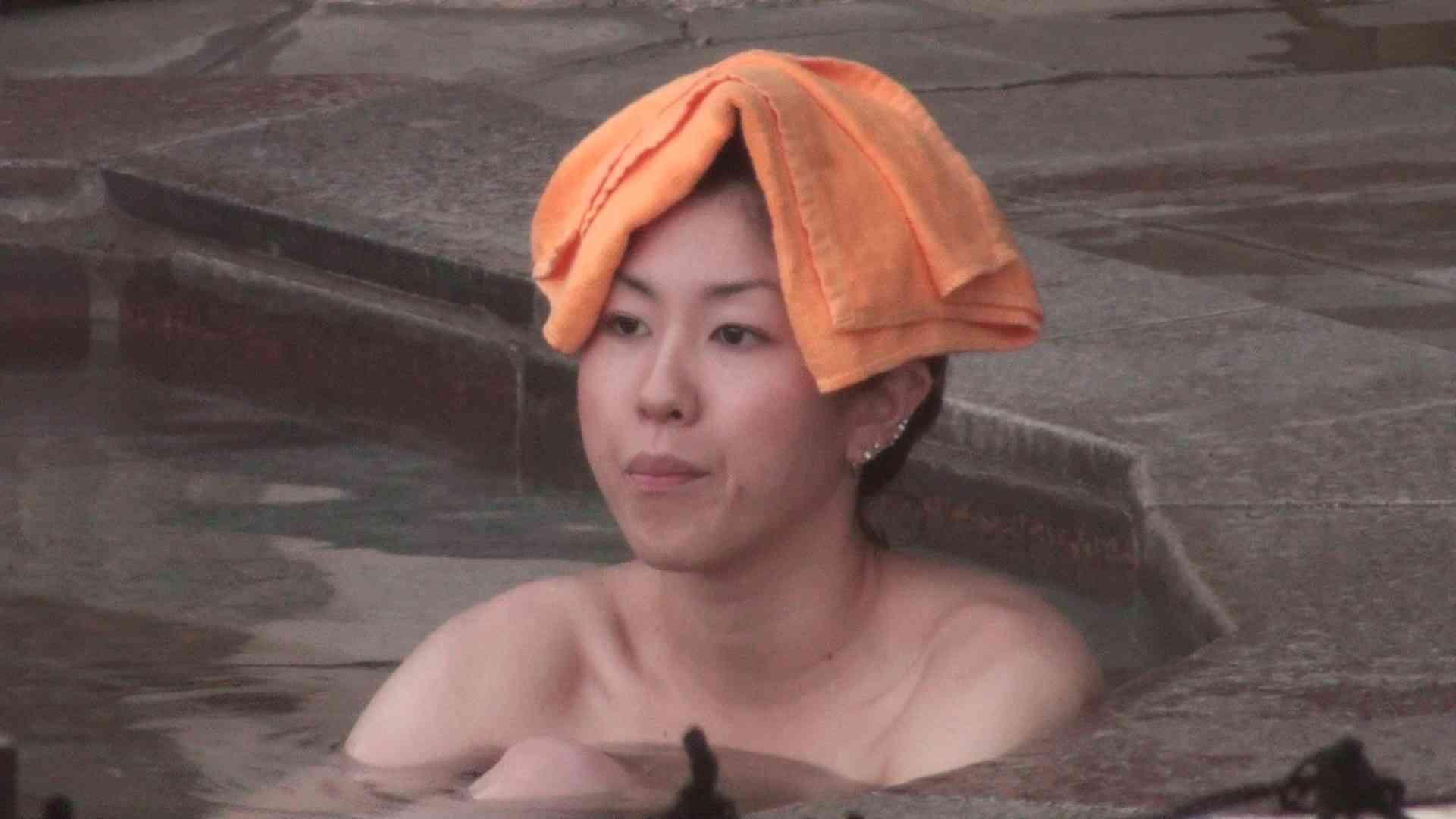 Aquaな露天風呂Vol.135 盗撮シリーズ  84PIX 64