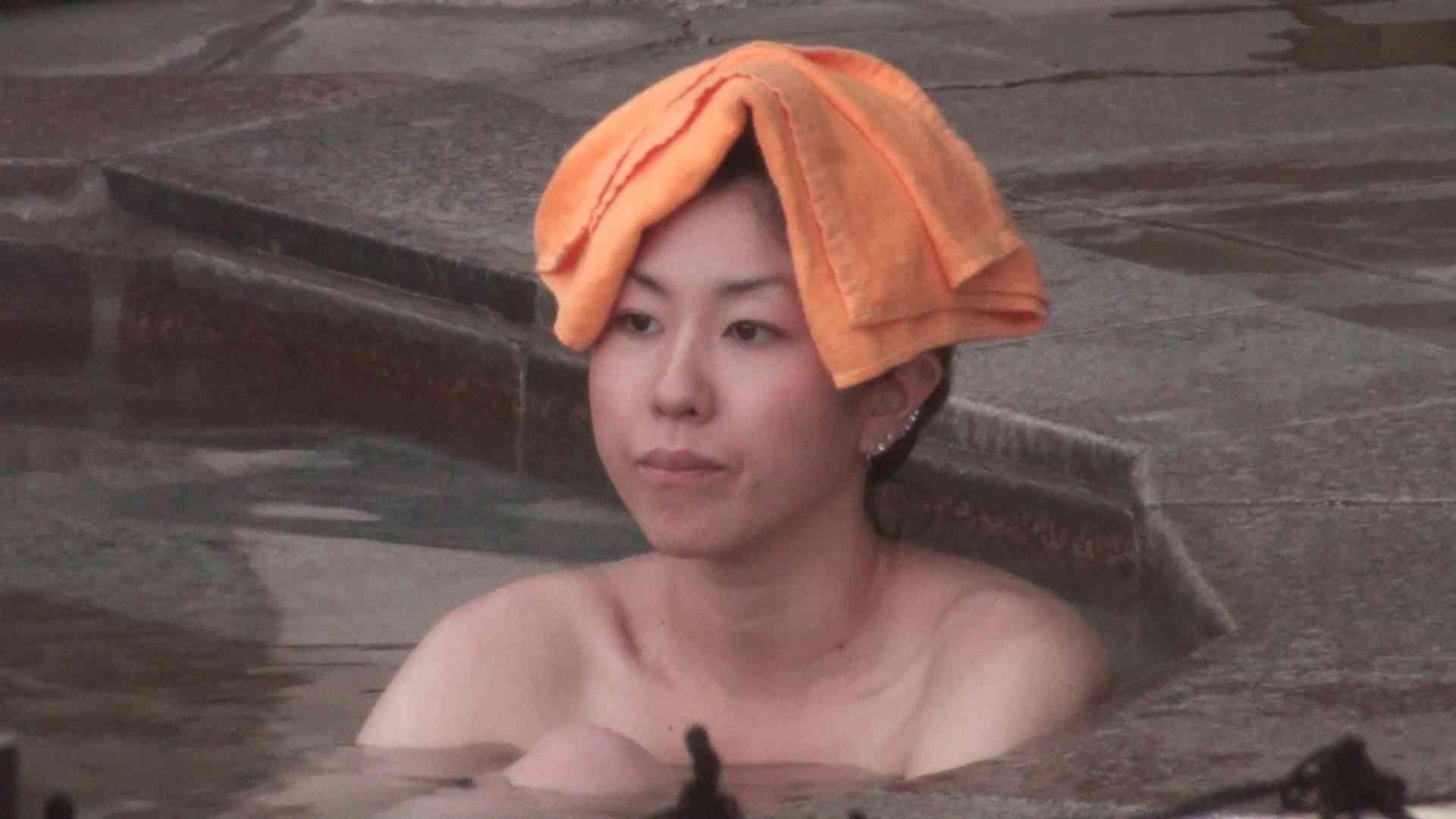 Aquaな露天風呂Vol.135 盗撮シリーズ  84PIX 72