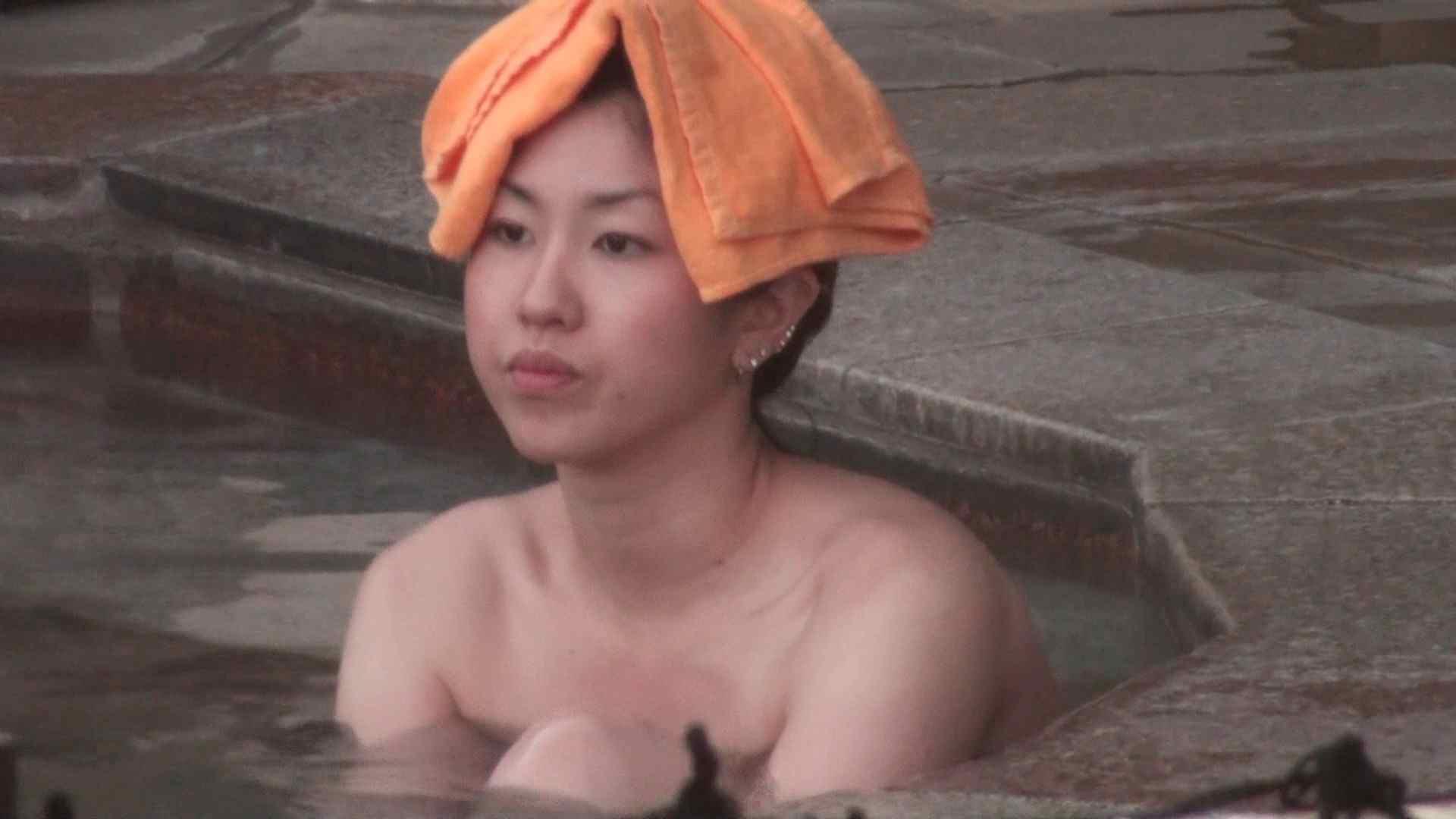 Aquaな露天風呂Vol.135 盗撮シリーズ | 露天風呂編  84PIX 81