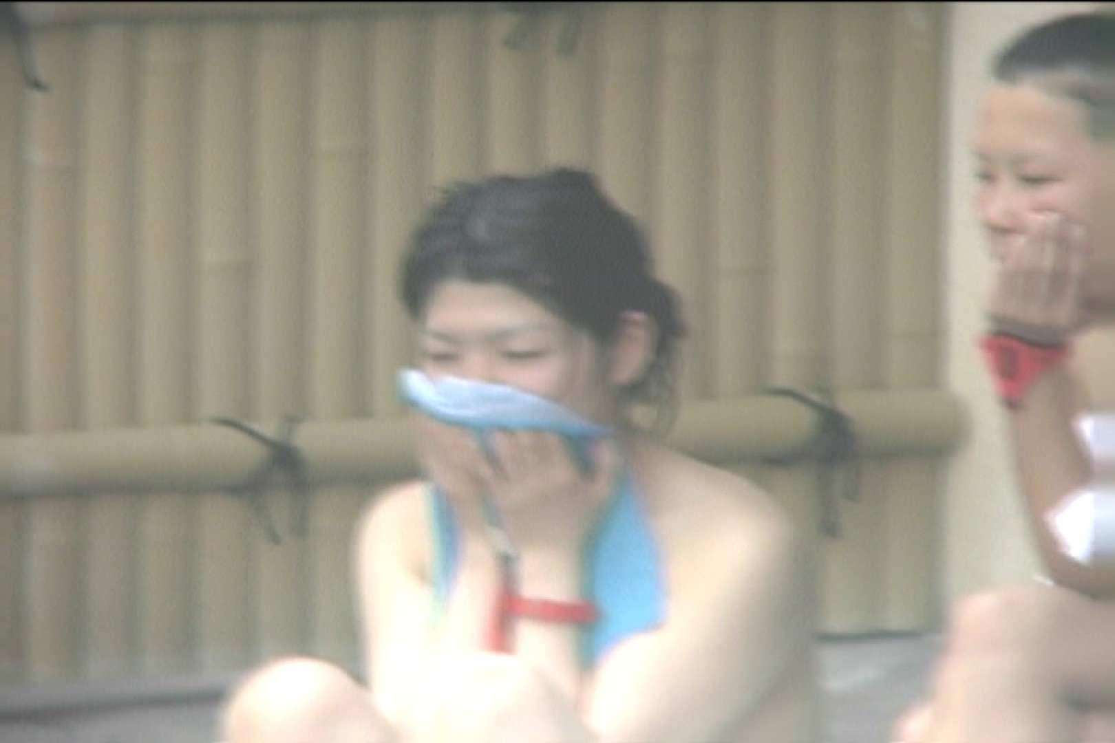 Aquaな露天風呂Vol.139 盗撮シリーズ  79PIX 78