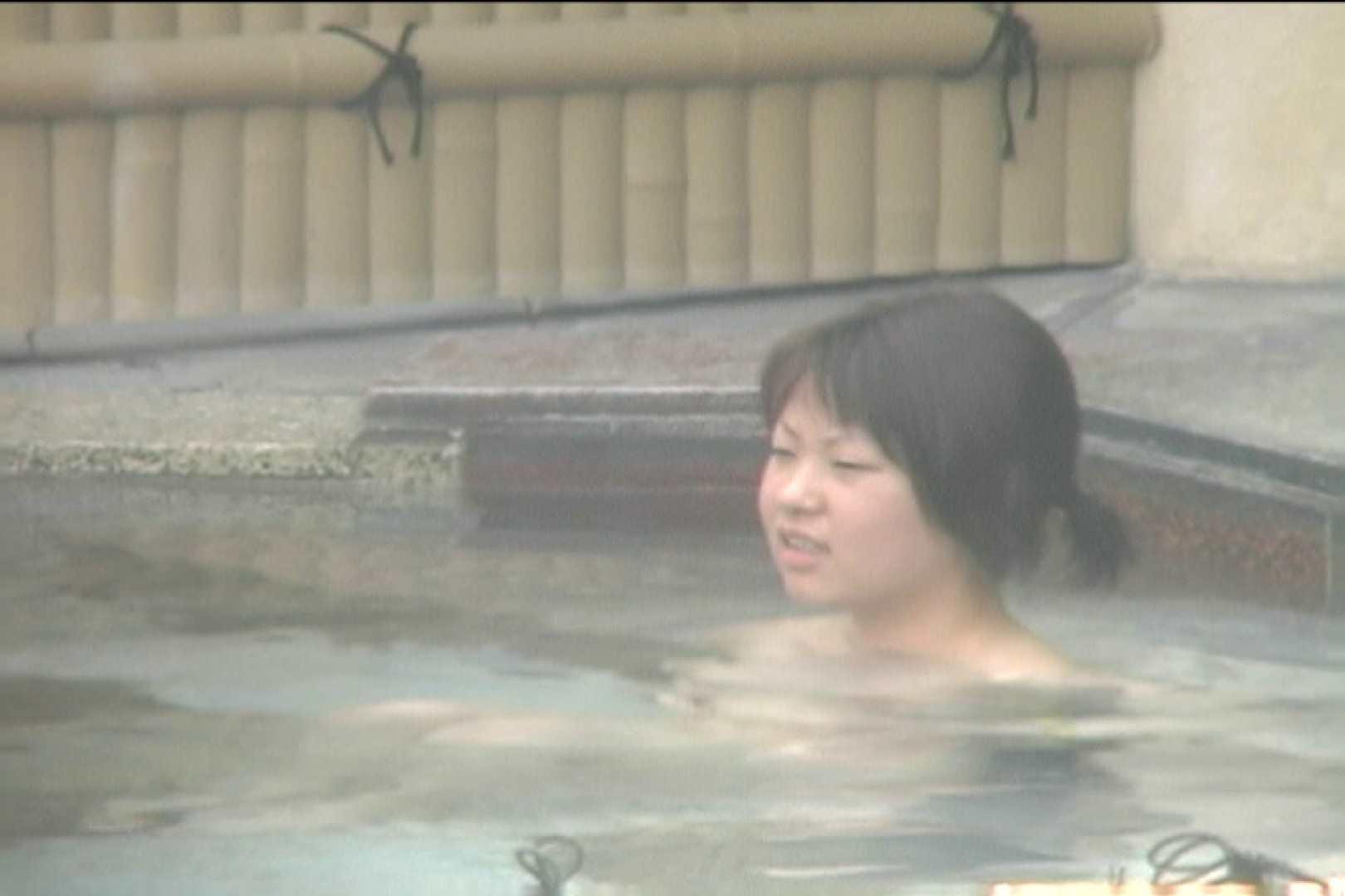 Aquaな露天風呂Vol.141 盗撮シリーズ  96PIX 48