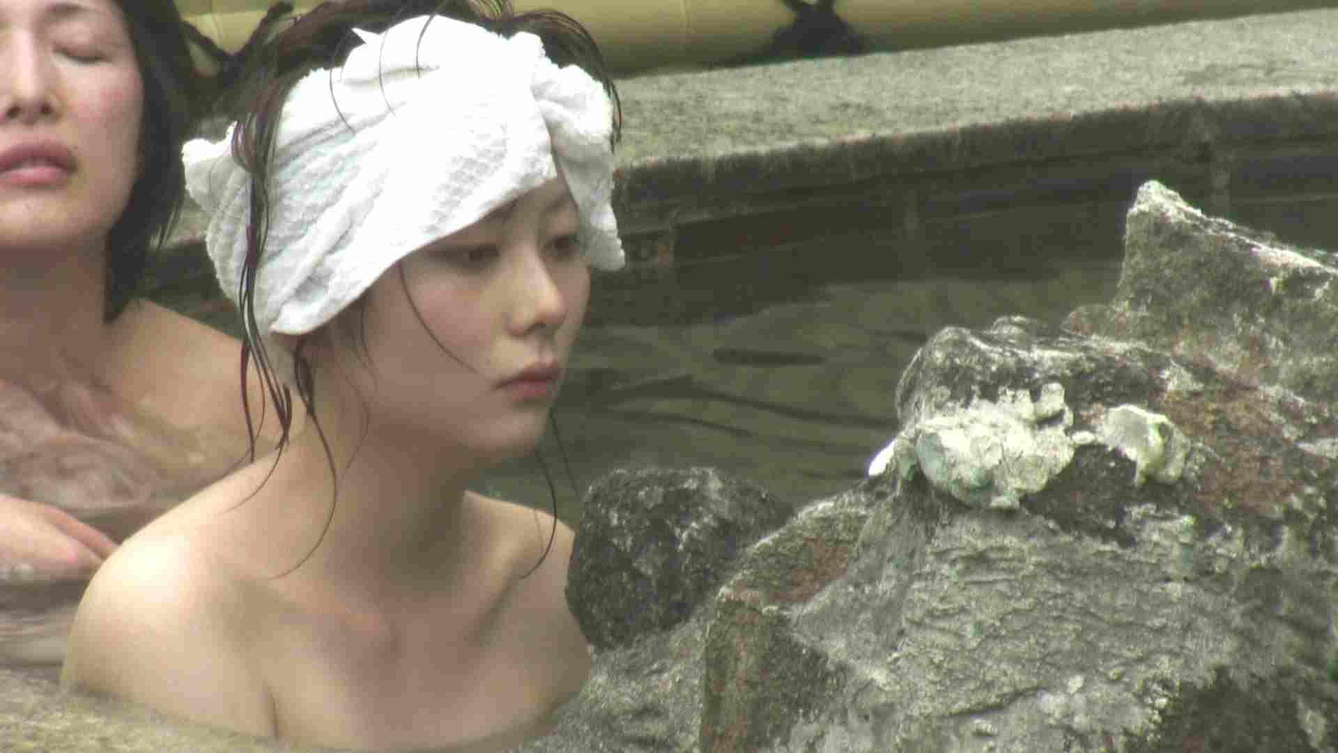 Aquaな露天風呂Vol.147 盗撮シリーズ  80PIX 20