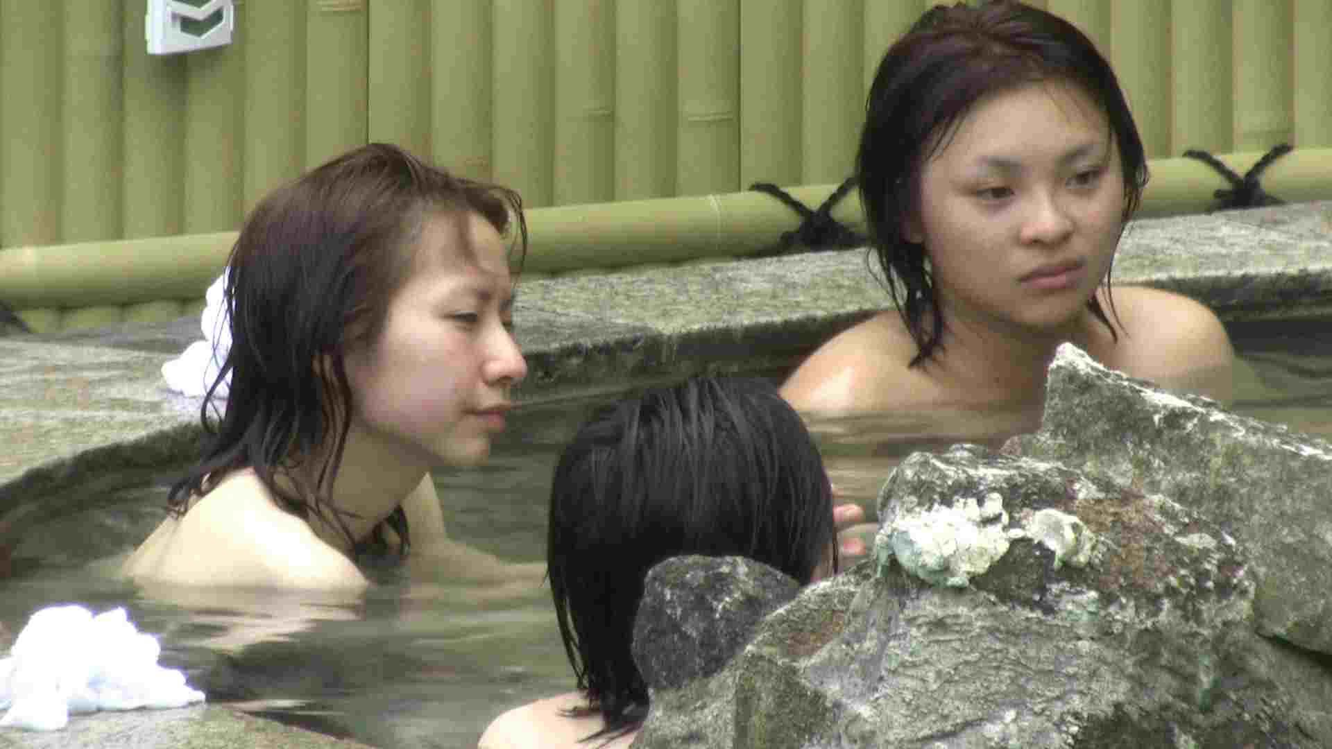 巨乳おまんこ:Aquaな露天風呂Vol.181:のぞき本舗 中村屋