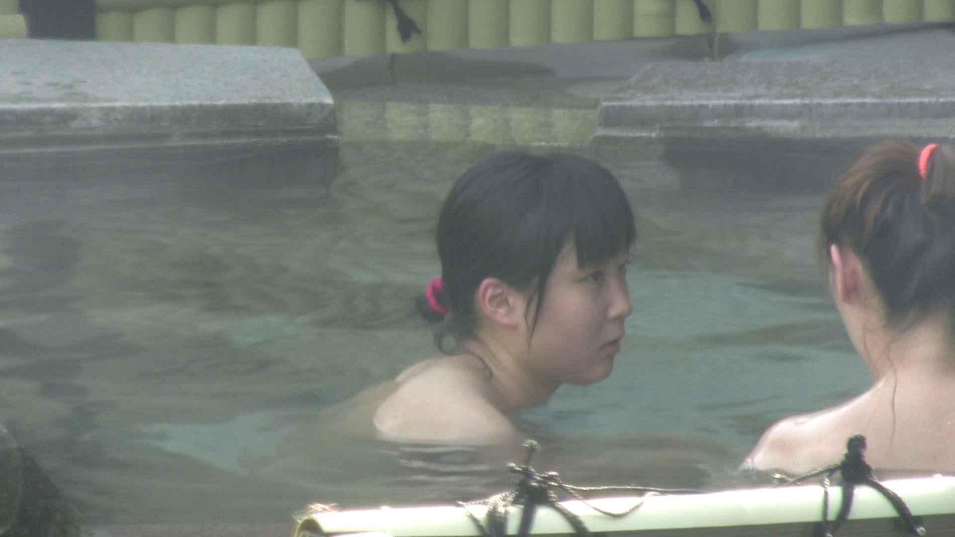 Aquaな露天風呂Vol.196 盗撮シリーズ  87PIX 80