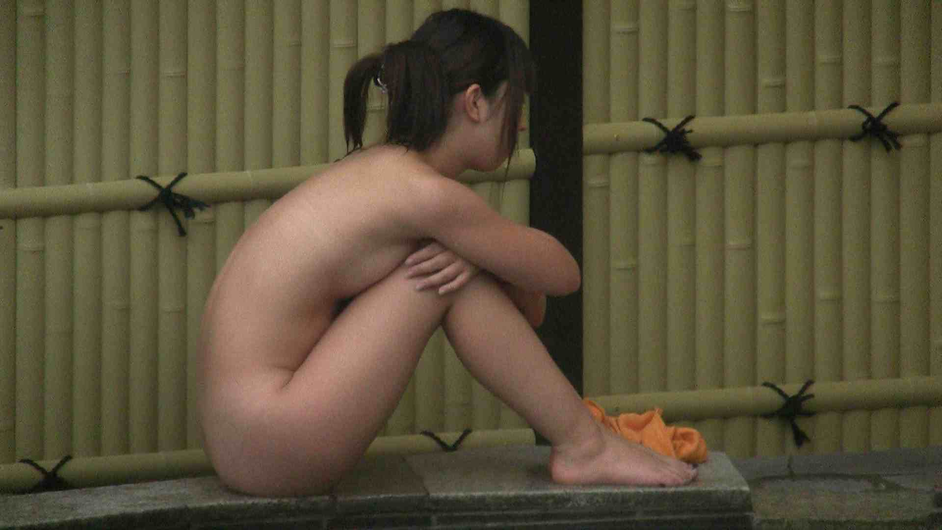 巨乳おまんこ:Aquaな露天風呂Vol.200:のぞき本舗 中村屋