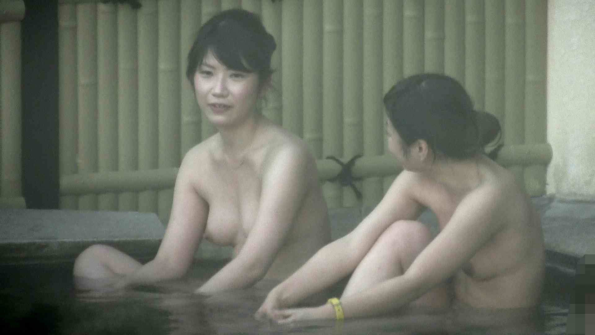 Aquaな露天風呂Vol.206 盗撮シリーズ  80PIX 80