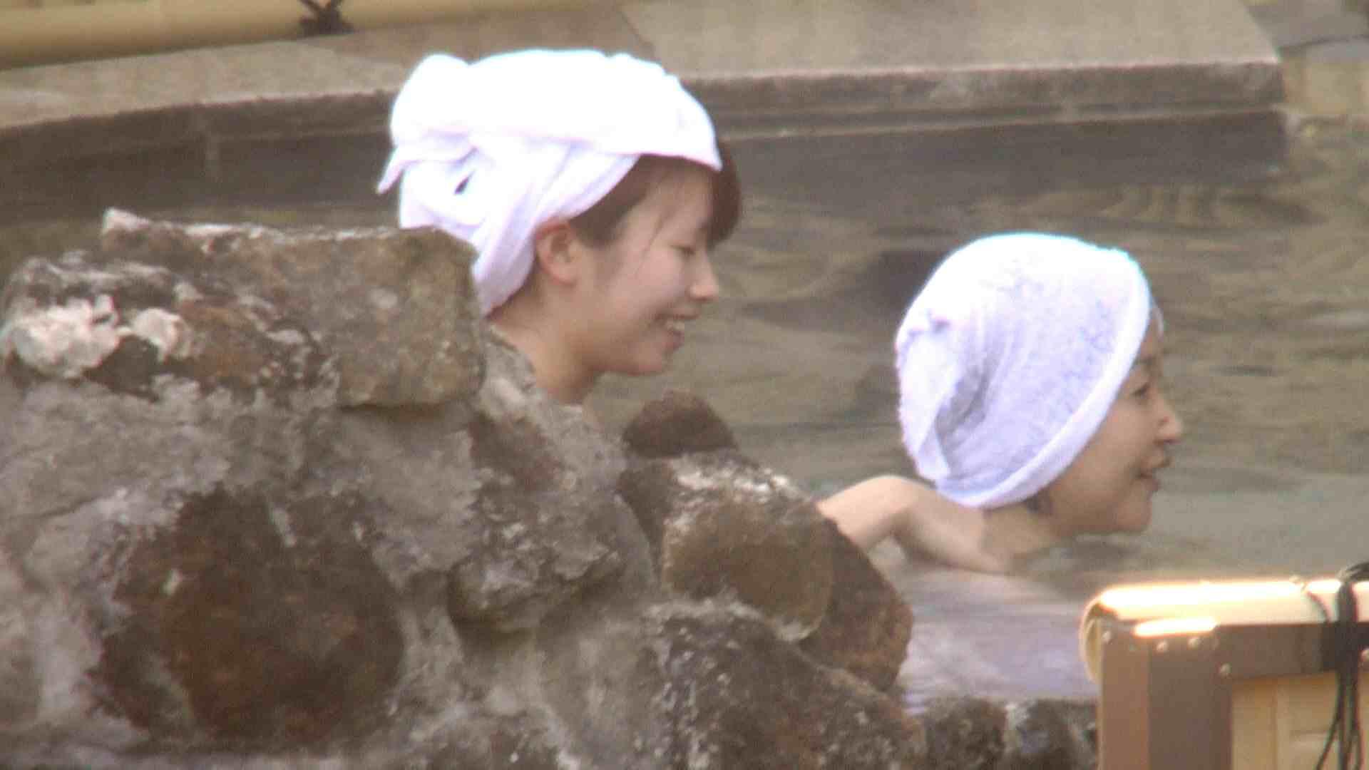 Aquaな露天風呂Vol.210 露天風呂編   盗撮シリーズ  86PIX 83