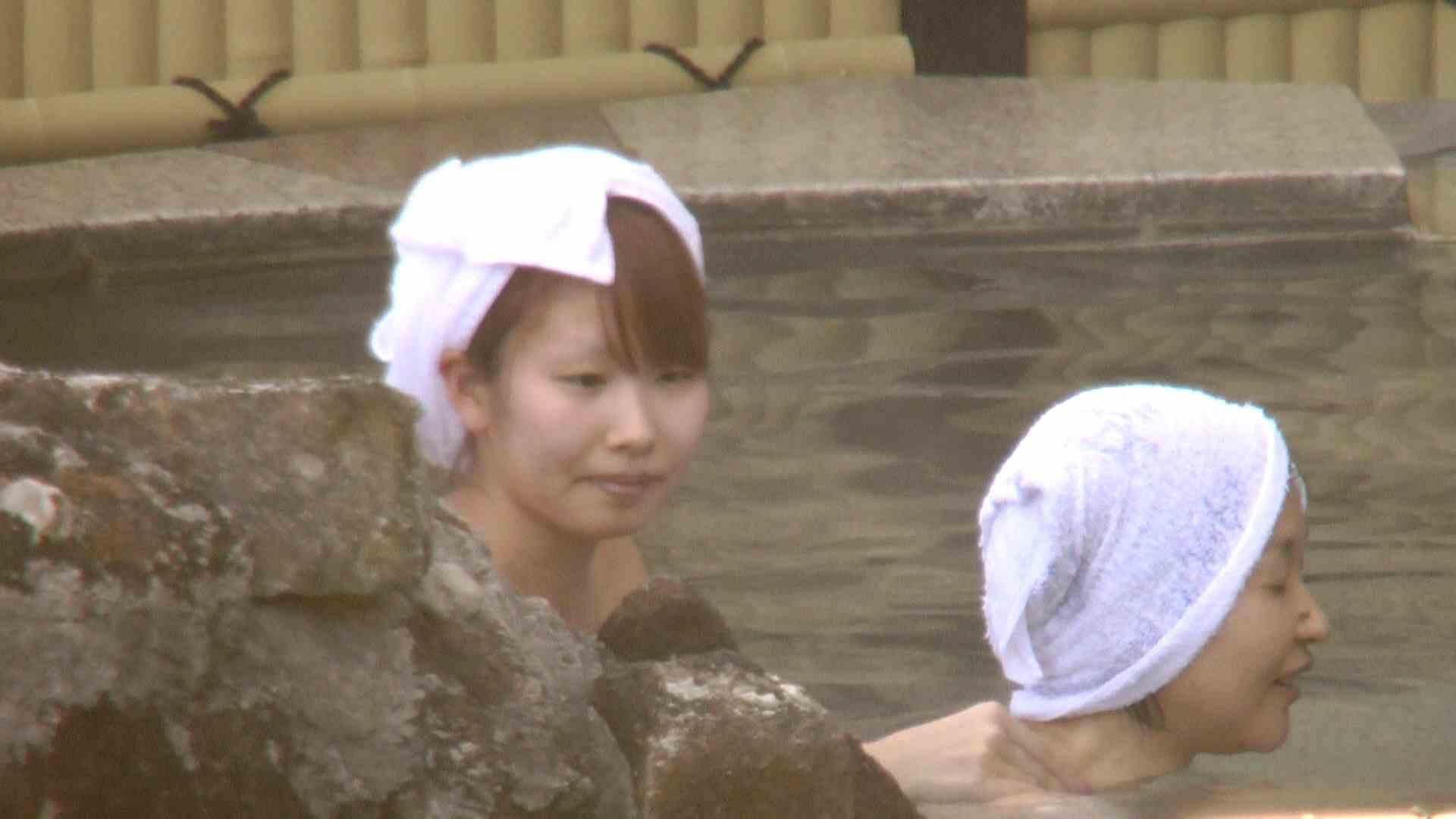 Aquaな露天風呂Vol.210 露天風呂編   盗撮シリーズ  86PIX 85