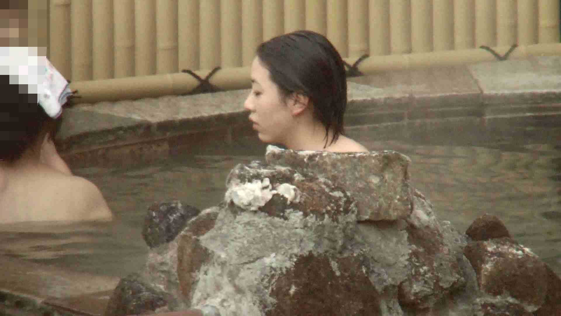 巨乳おまんこ:Aquaな露天風呂Vol.217:のぞき本舗 中村屋