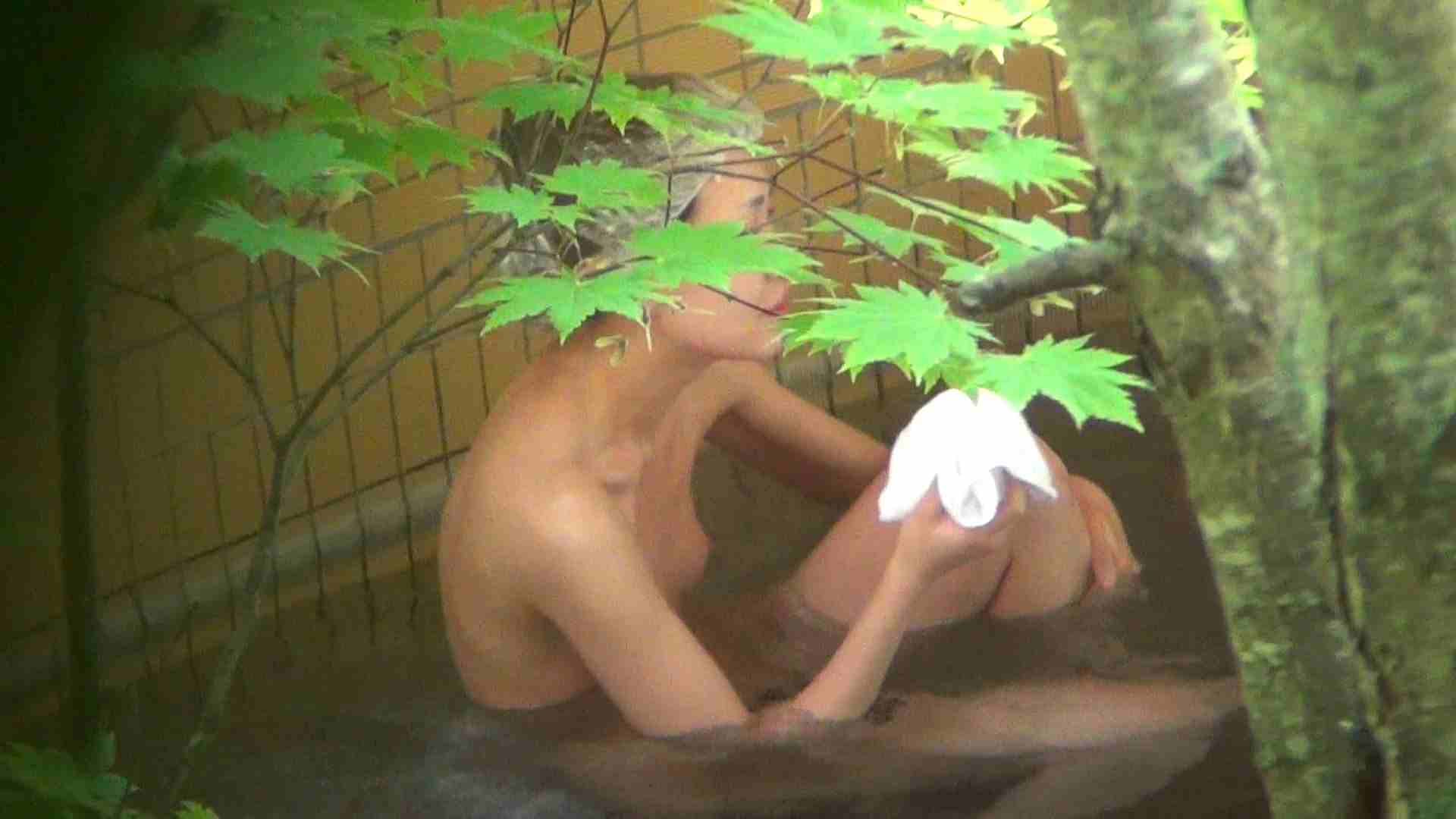 Aquaな露天風呂Vol.255 露天風呂編   盗撮シリーズ  95PIX 83