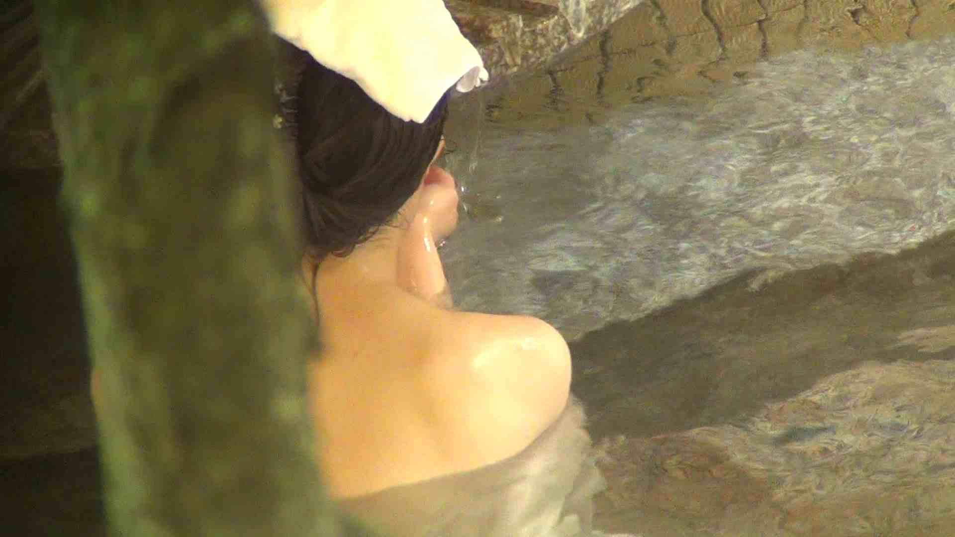Aquaな露天風呂Vol.261 露天風呂編   盗撮シリーズ  77PIX 31