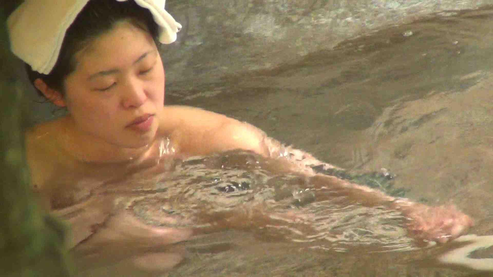 Aquaな露天風呂Vol.261 露天風呂編   盗撮シリーズ  77PIX 73