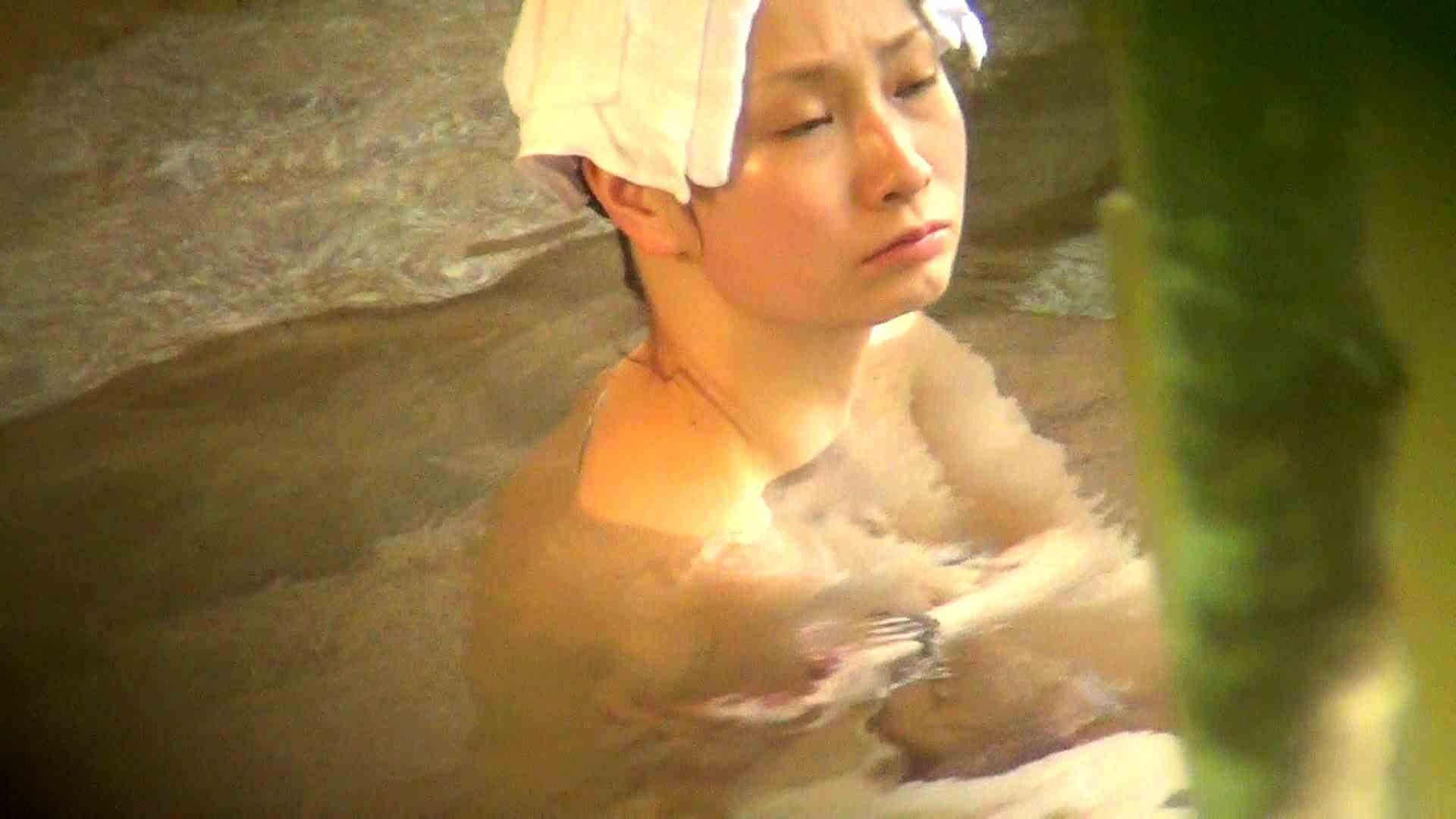 Aquaな露天風呂Vol.266 盗撮シリーズ  87PIX 84