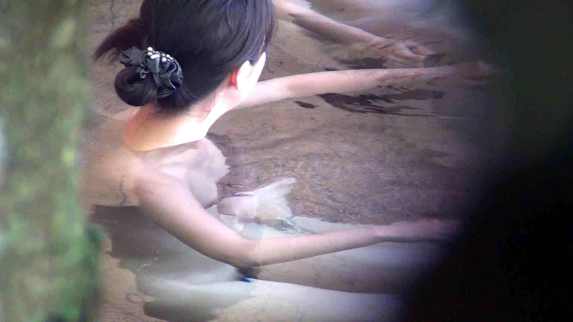 Aquaな露天風呂Vol.285 盗撮シリーズ  106PIX 92