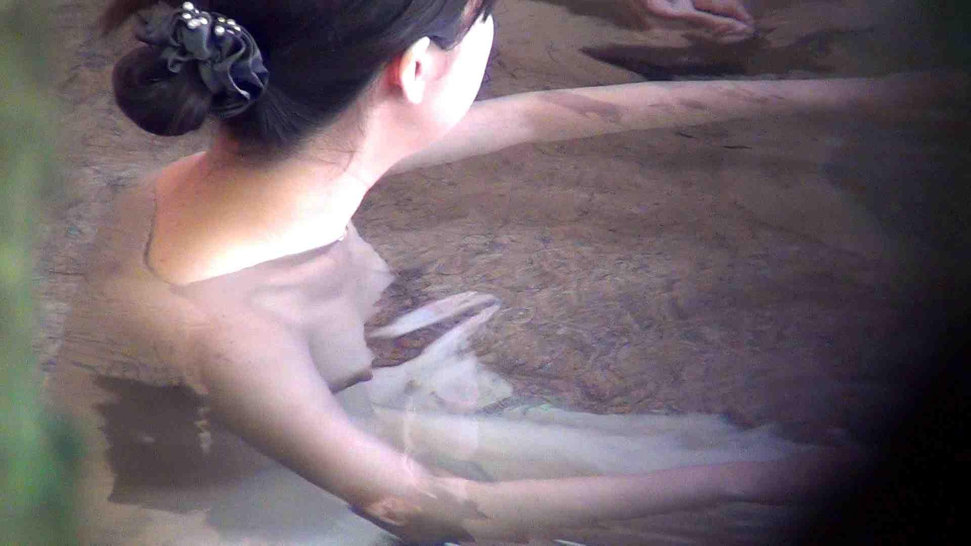 Aquaな露天風呂Vol.285 盗撮シリーズ  106PIX 94