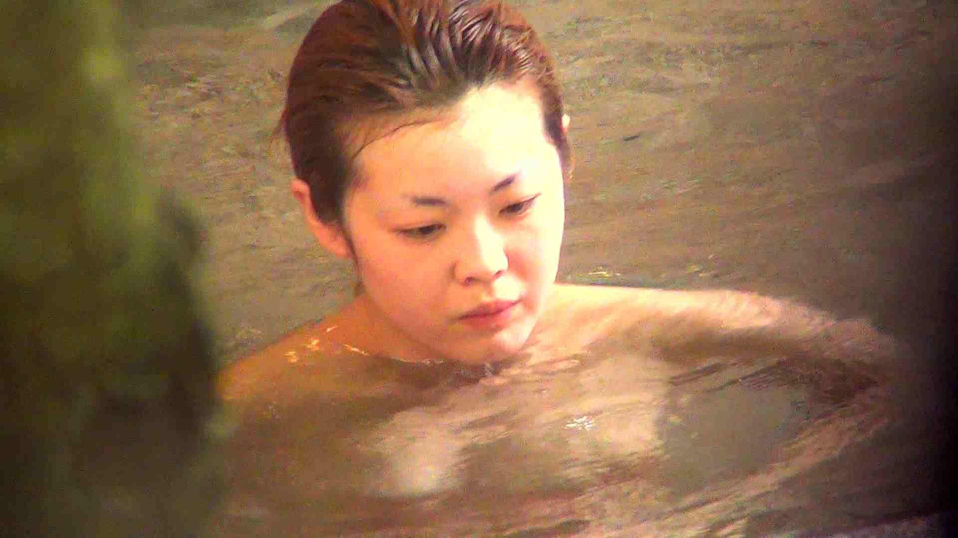 Aquaな露天風呂Vol.288 盗撮シリーズ  79PIX 78