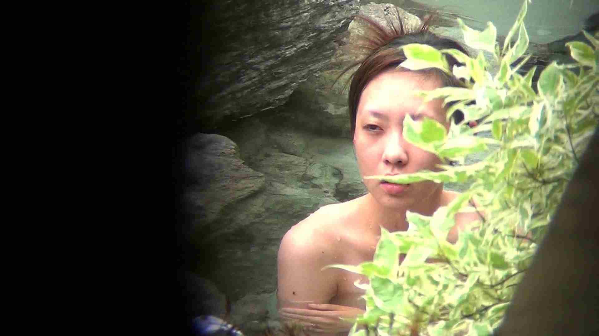 Aquaな露天風呂Vol.303 盗撮シリーズ   露天風呂編  90PIX 35