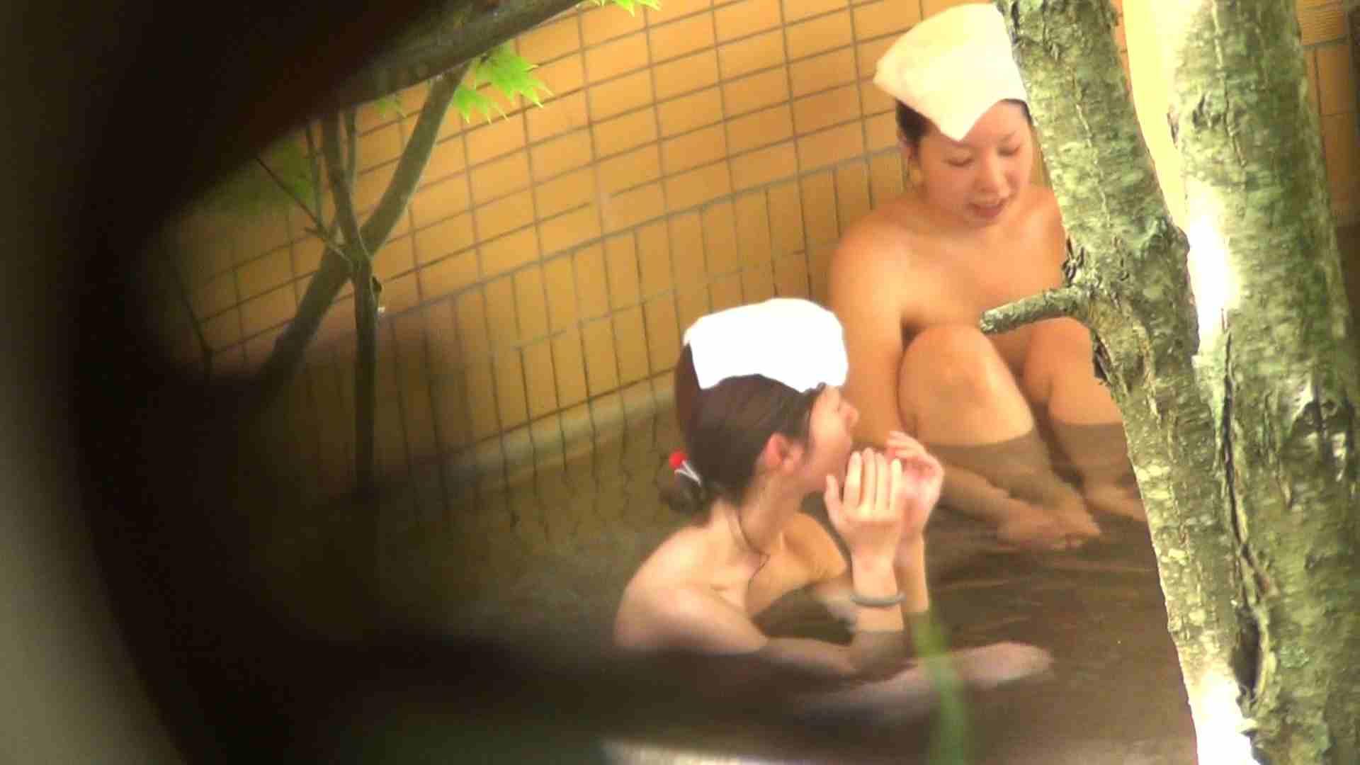 Aquaな露天風呂Vol.307 盗撮シリーズ  87PIX 44