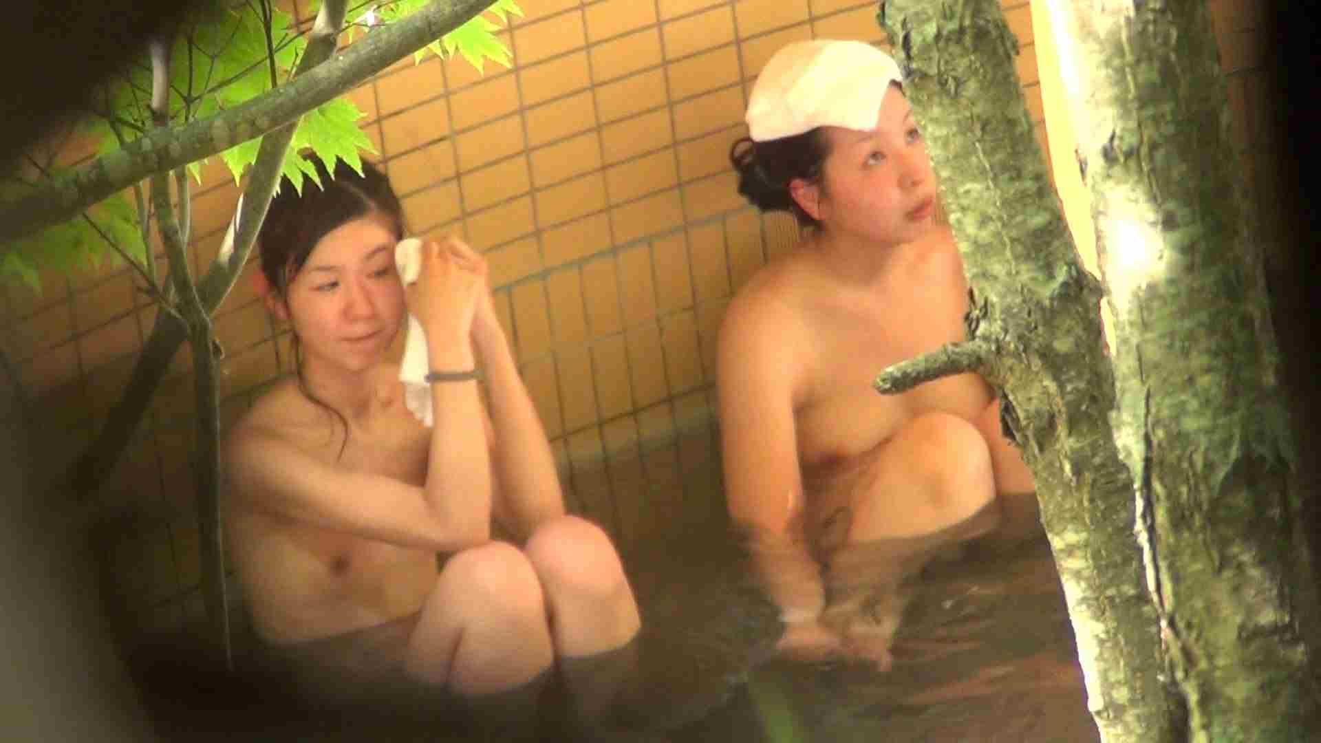 Aquaな露天風呂Vol.307 盗撮シリーズ  87PIX 60