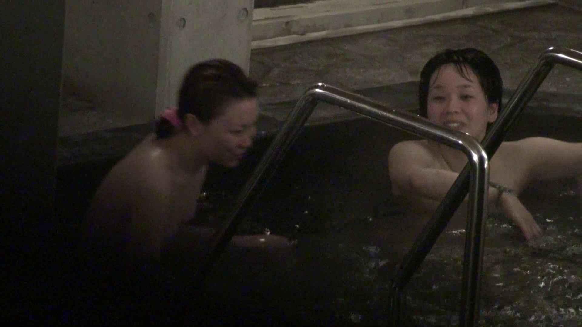 Aquaな露天風呂Vol.394 盗撮シリーズ  78PIX 56