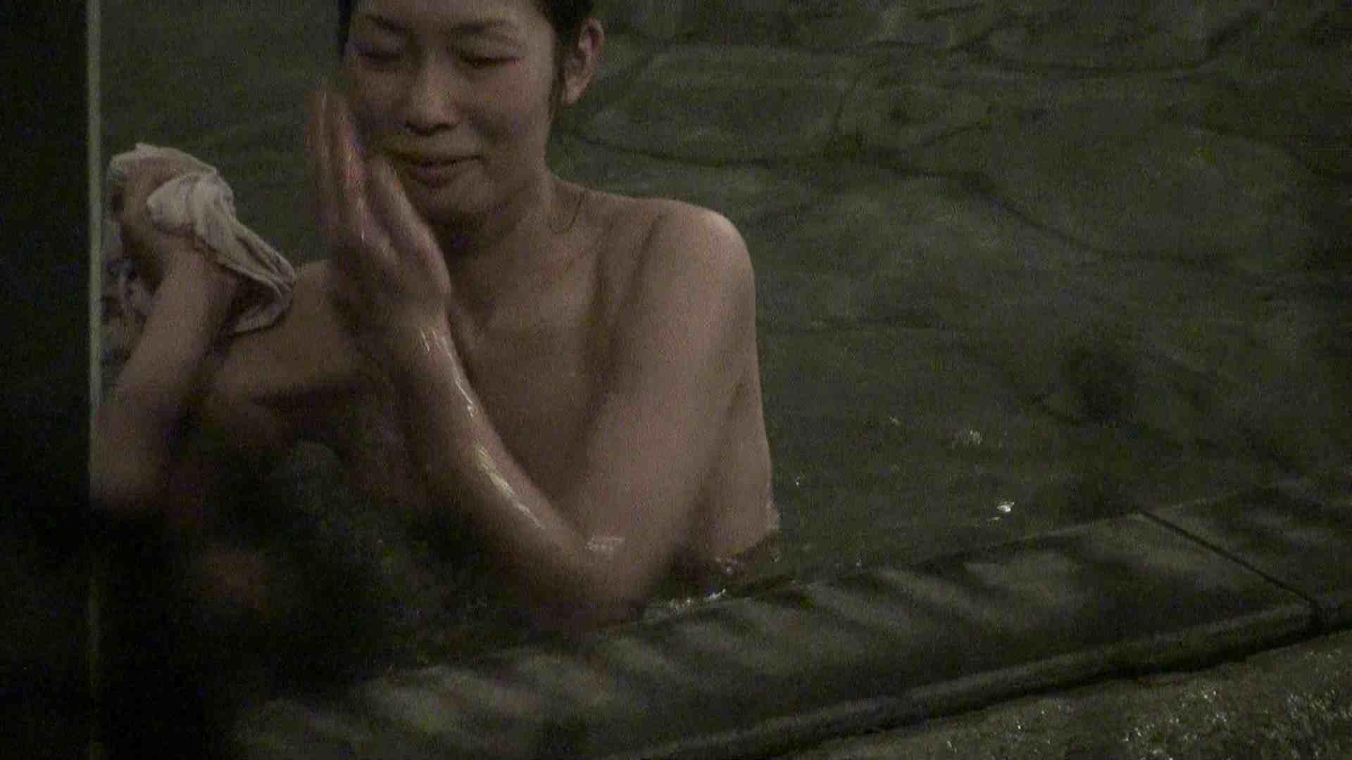 Aquaな露天風呂Vol.399 盗撮シリーズ  85PIX 18