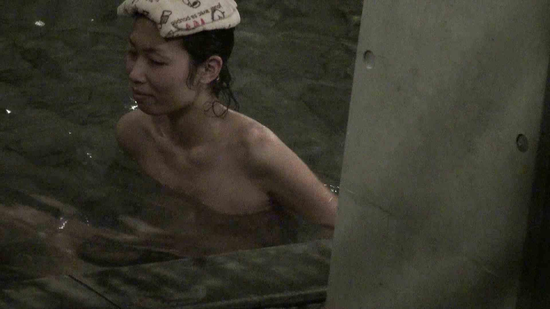 Aquaな露天風呂Vol.399 盗撮シリーズ  85PIX 54