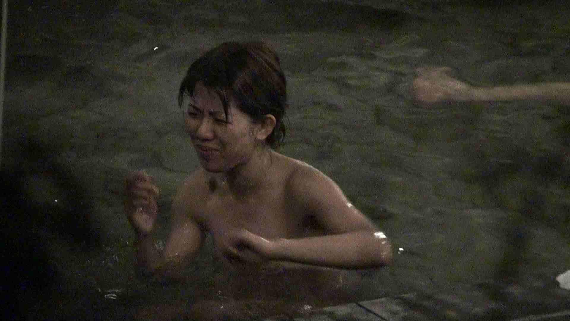 Aquaな露天風呂Vol.417 盗撮シリーズ  76PIX 50