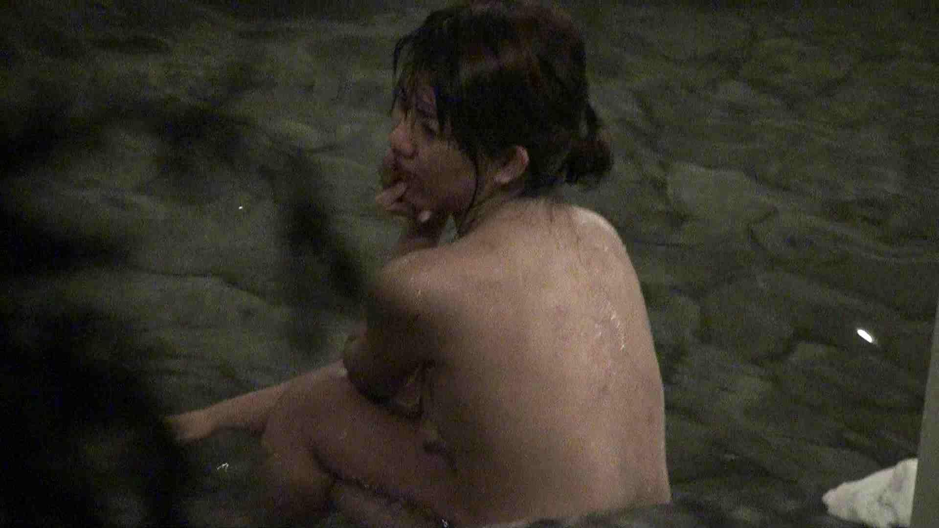 Aquaな露天風呂Vol.417 盗撮シリーズ  76PIX 70
