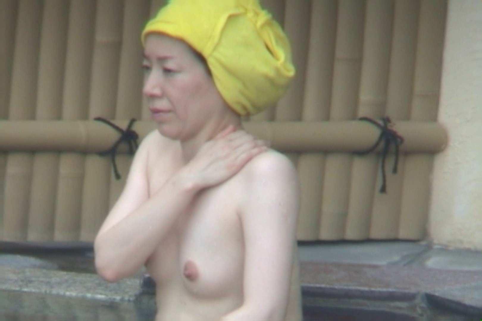 Aquaな露天風呂Vol.569 盗撮シリーズ  84PIX 70