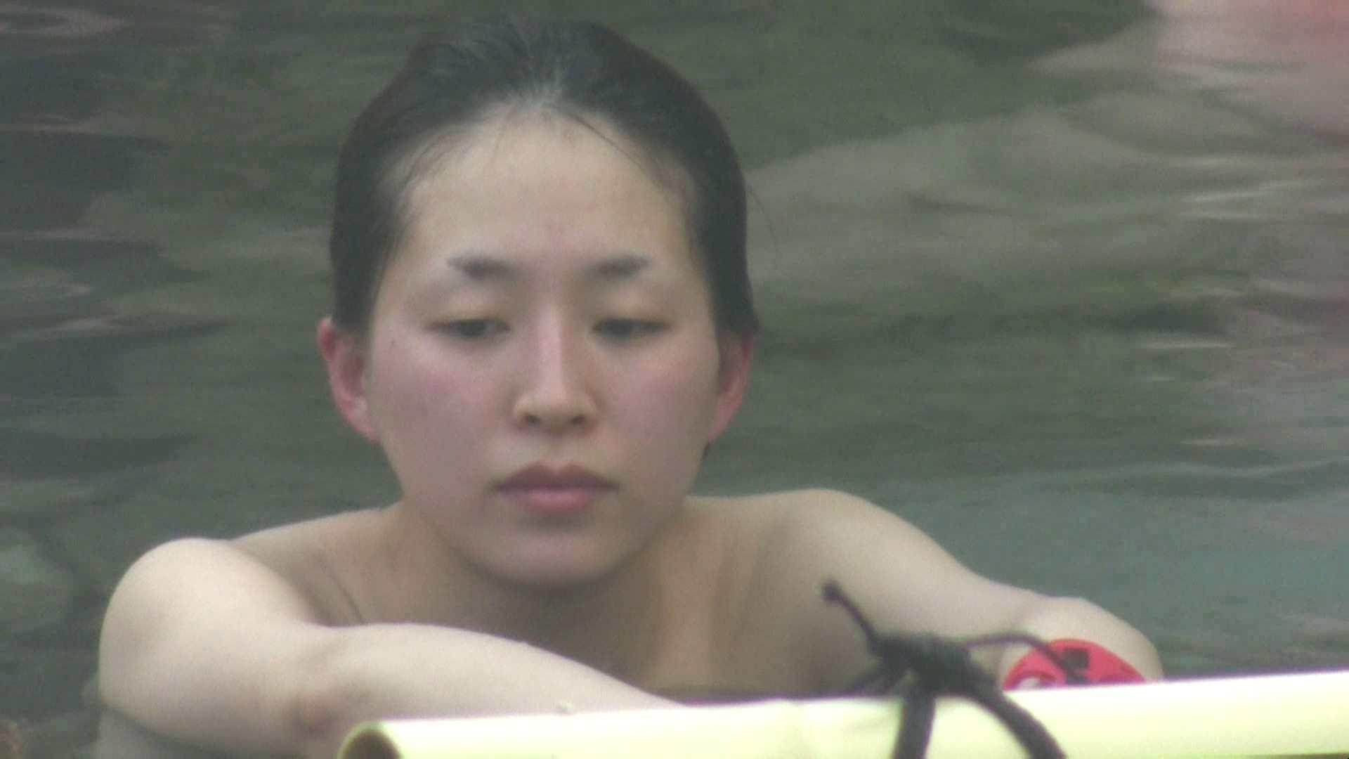 Aquaな露天風呂Vol.583 盗撮シリーズ  97PIX 56