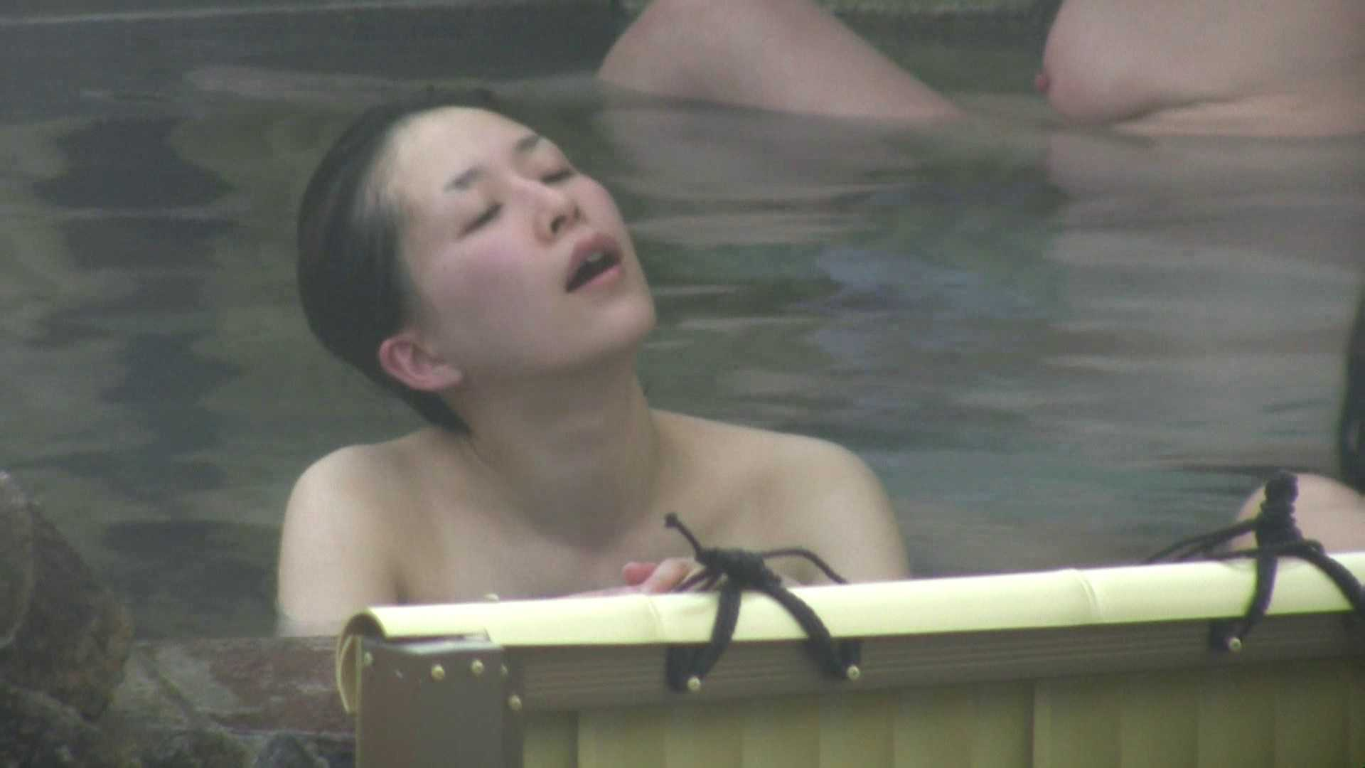Aquaな露天風呂Vol.583 盗撮シリーズ | 露天風呂編  97PIX 69