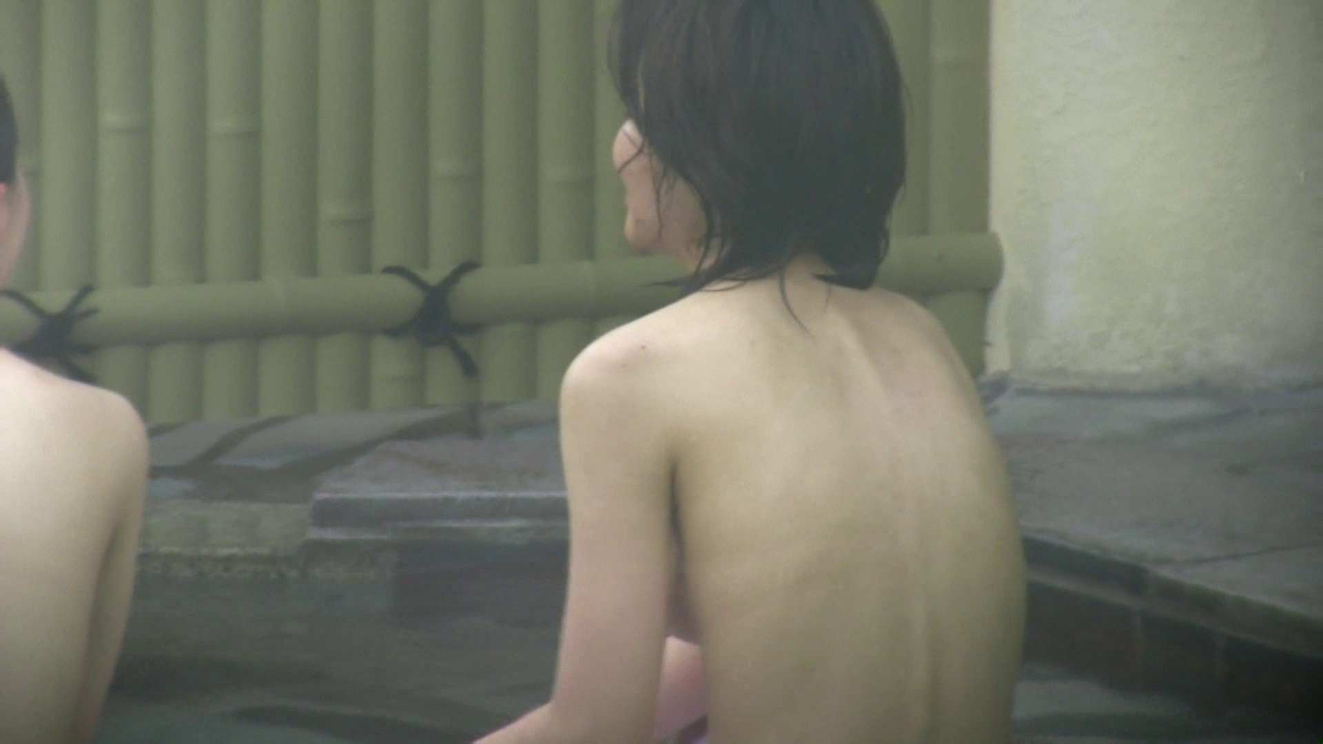 Aquaな露天風呂Vol.583 盗撮シリーズ  97PIX 90