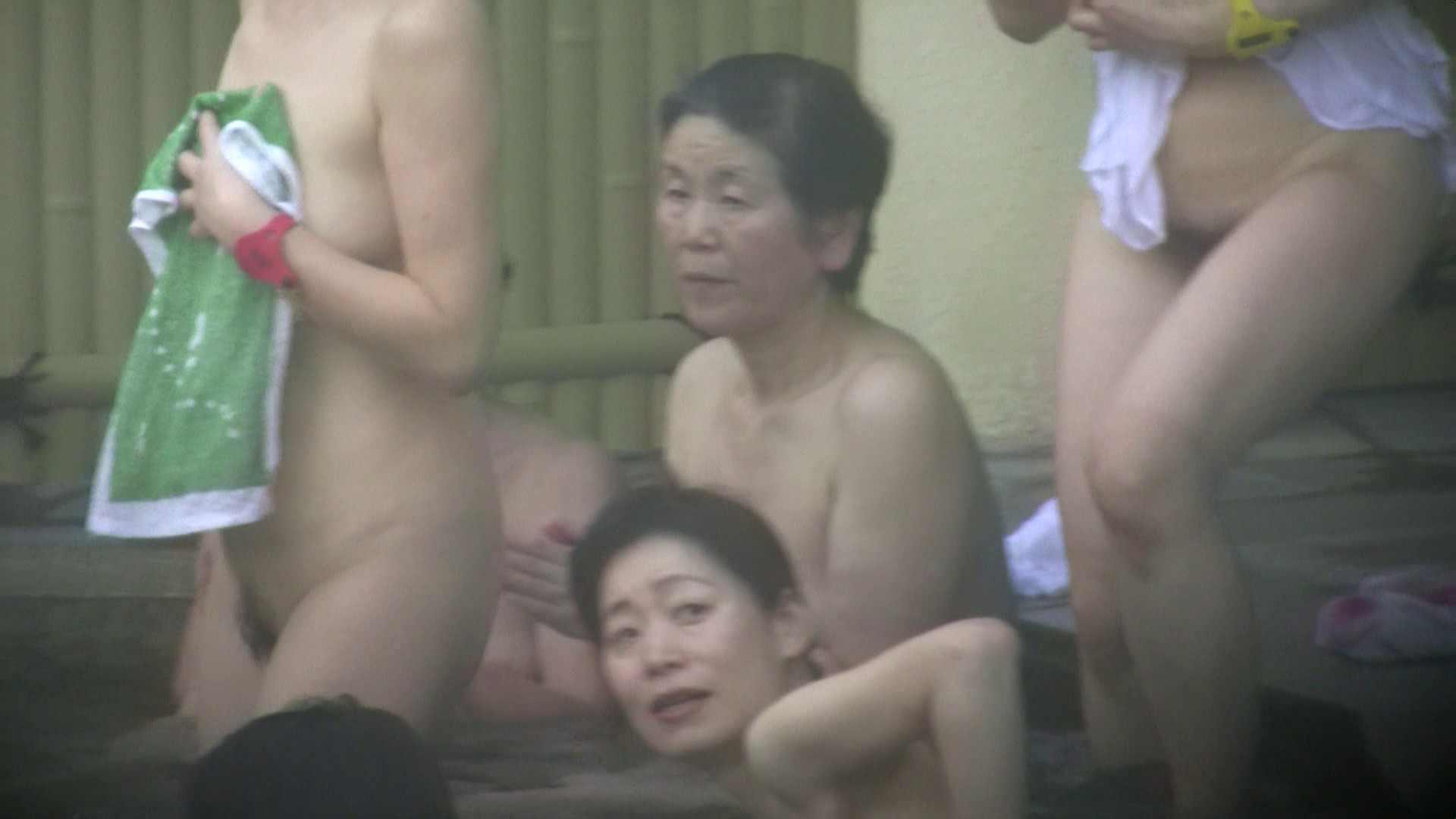 Aquaな露天風呂Vol.584 露天風呂編  83PIX 10