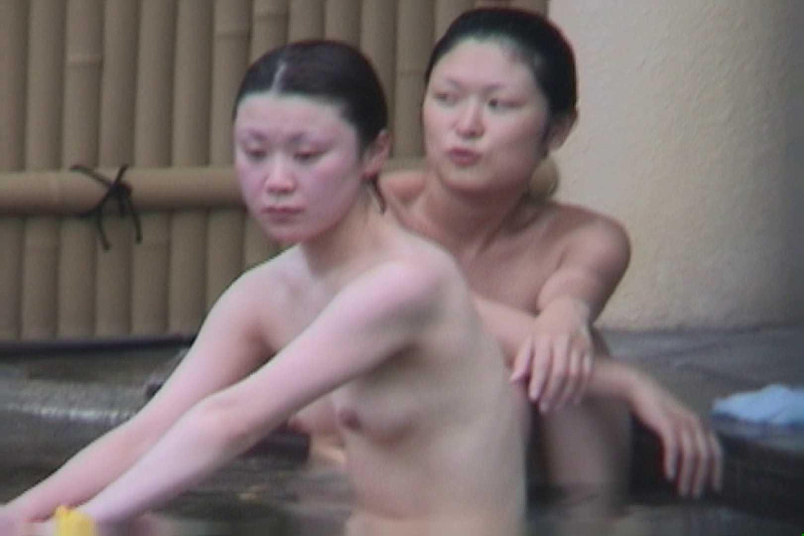 Aquaな露天風呂Vol.599 盗撮シリーズ   露天風呂編  93PIX 61