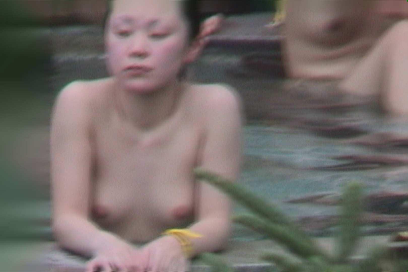 Aquaな露天風呂Vol.599 盗撮シリーズ  93PIX 72