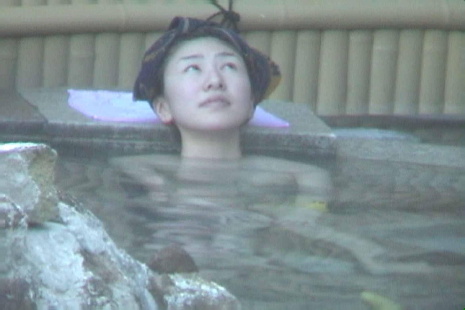Aquaな露天風呂Vol.607 盗撮シリーズ  107PIX 88