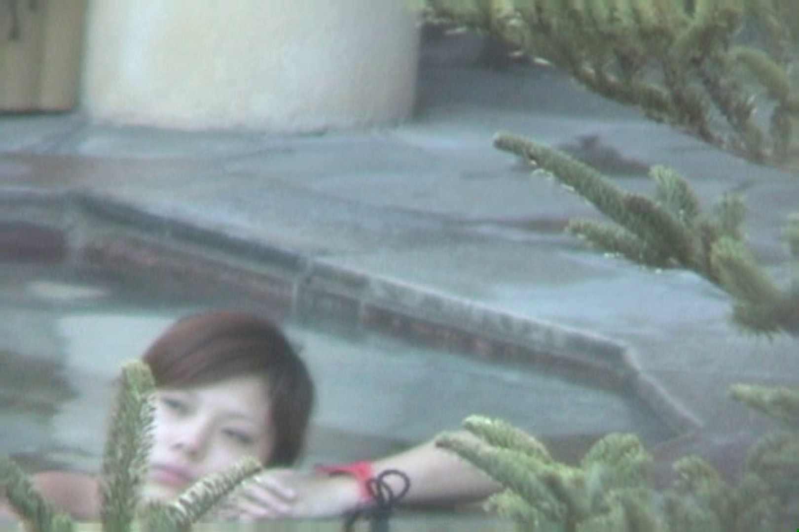 Aquaな露天風呂Vol.609 盗撮シリーズ  107PIX 42