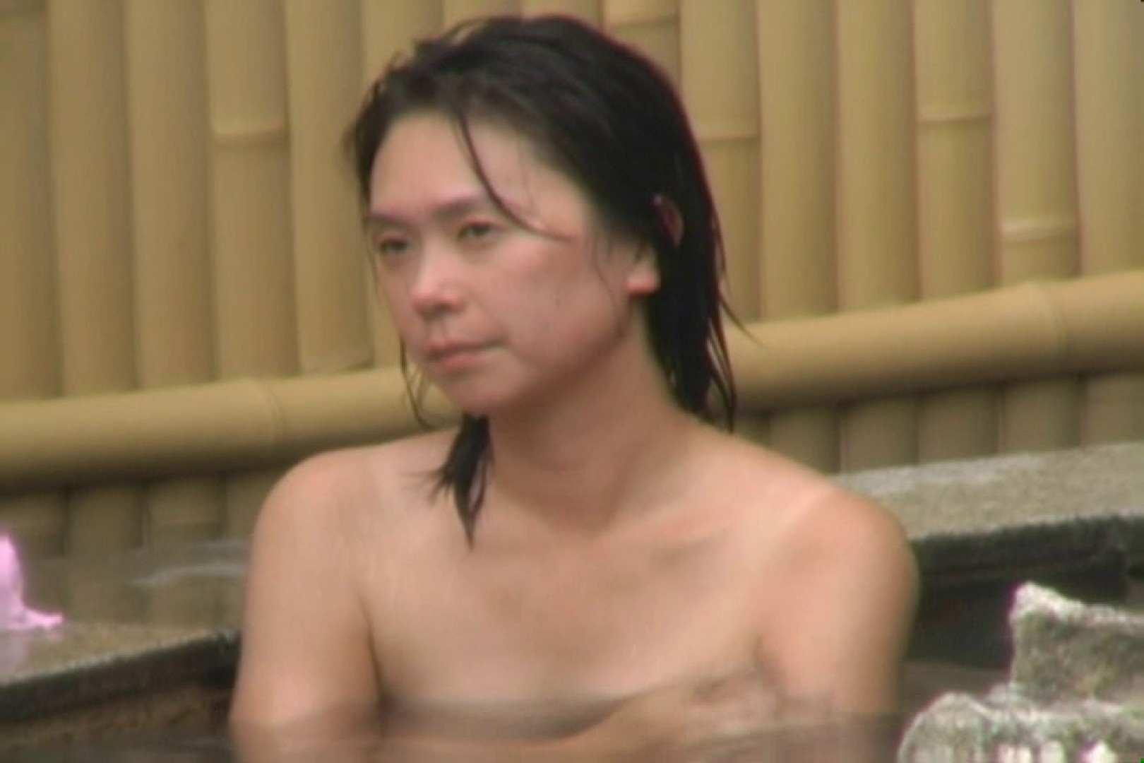 Aquaな露天風呂Vol.619 盗撮シリーズ  75PIX 28