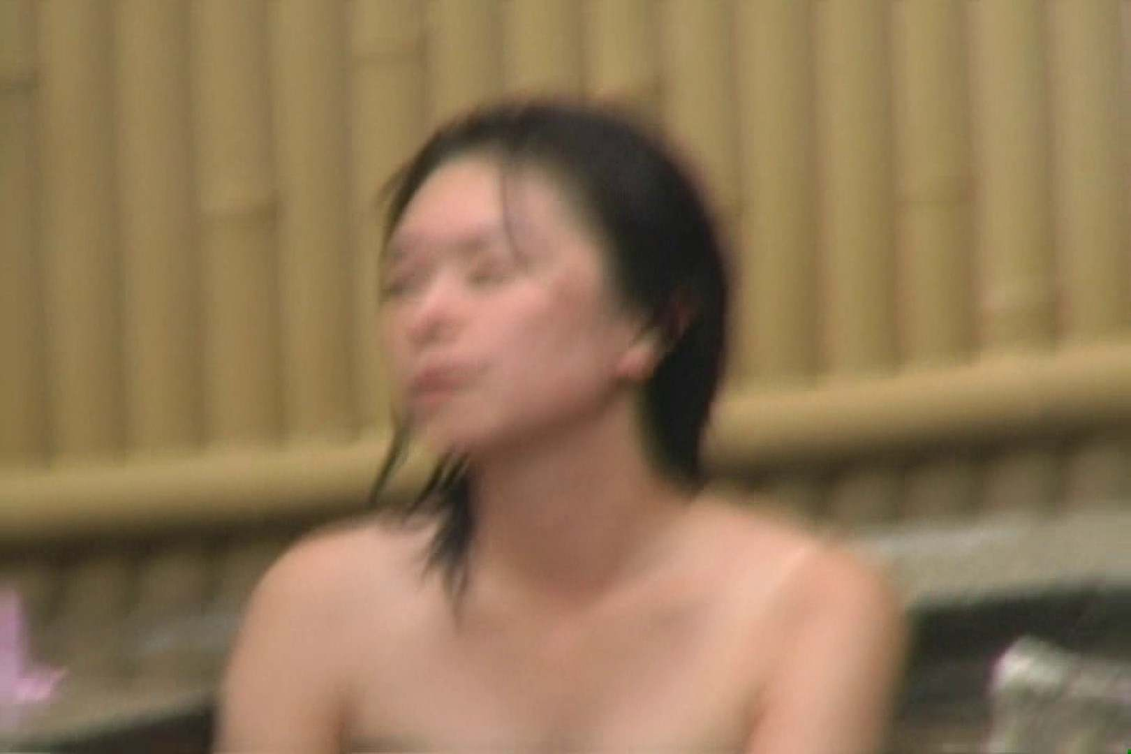 Aquaな露天風呂Vol.619 盗撮シリーズ  75PIX 48