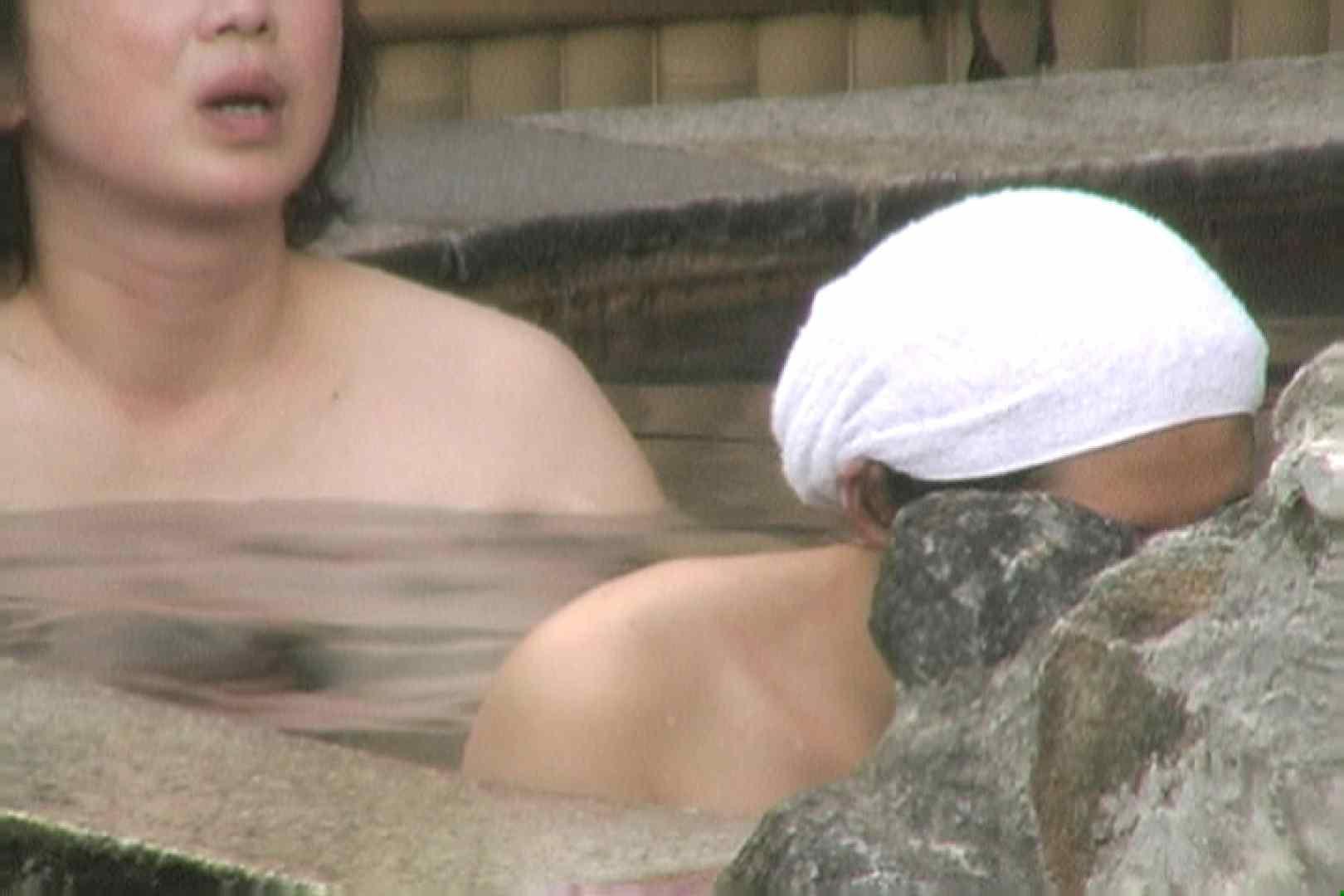 Aquaな露天風呂Vol.627 盗撮シリーズ  85PIX 84