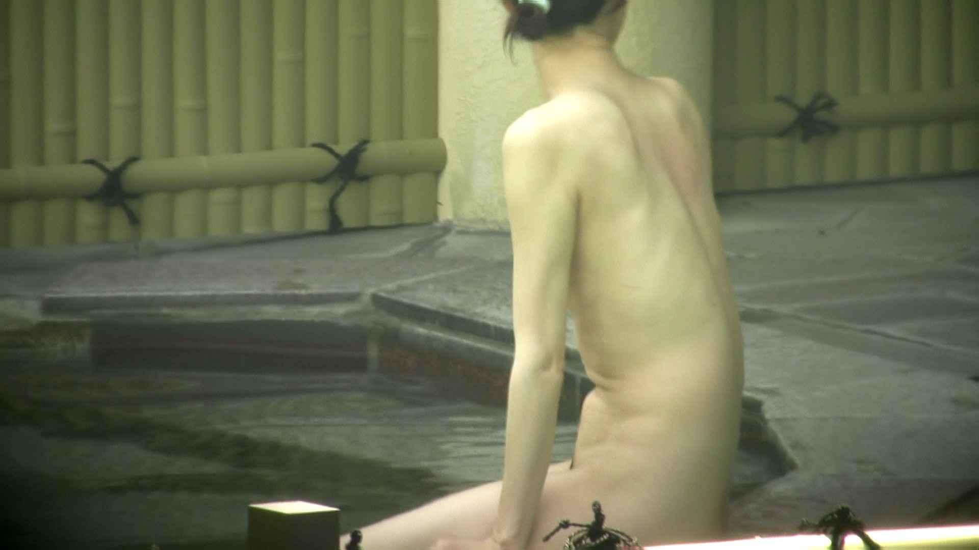 Aquaな露天風呂Vol.631 露天風呂編   盗撮シリーズ  75PIX 3