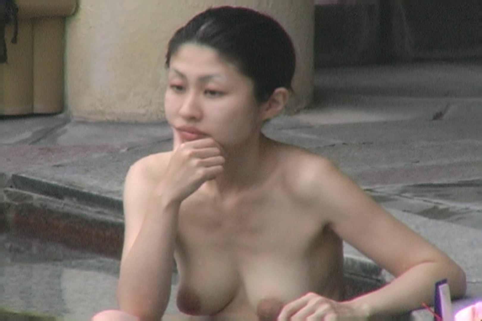 Aquaな露天風呂Vol.642 盗撮シリーズ  92PIX 86