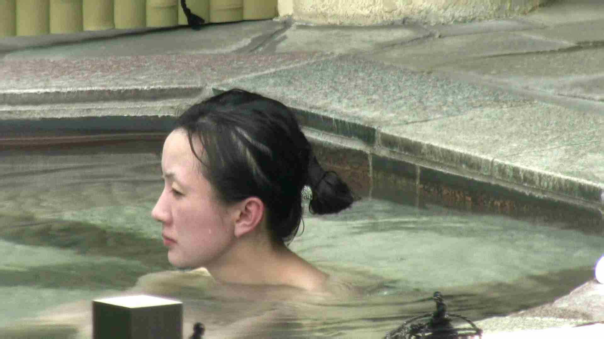Aquaな露天風呂Vol.663 露天風呂編   盗撮シリーズ  77PIX 25
